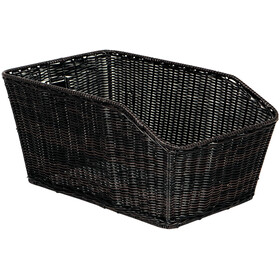 Unix Morino Fixed Installation Basket finely woven black